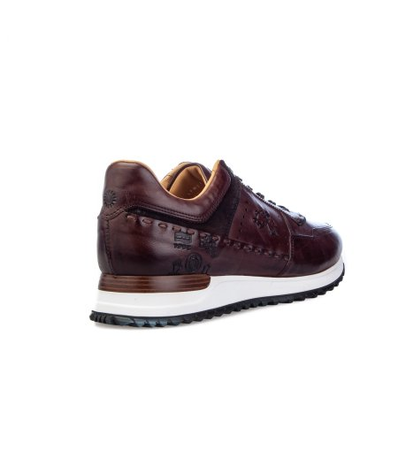 PANCHIC P01M14001S4 SNEAKERS LACCI F.GOM