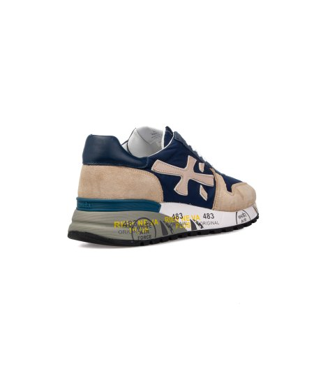 AMBITIOUS 8061 SNEAKER LACCI CAMOUFLAGE