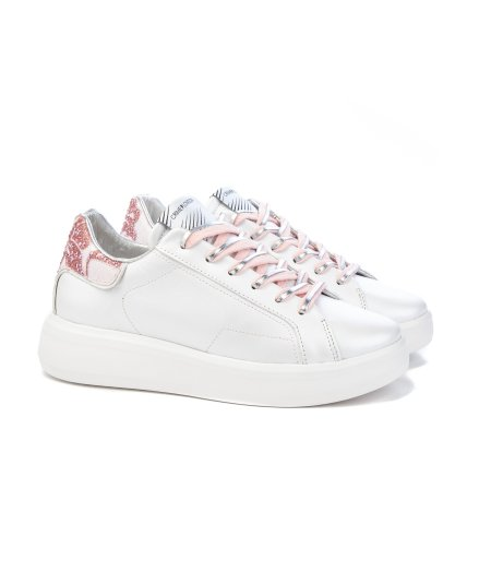 CRIME LONDON 25312PP3 LOW TOP LEVEL UP