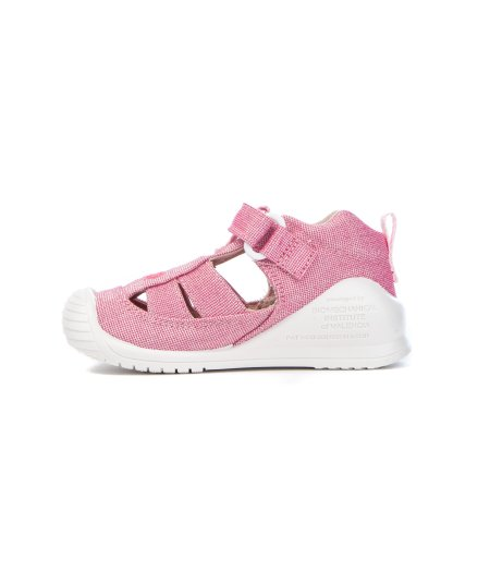 SAUCONY JAZZ ORIGINAL KIDS PINK/WHITE