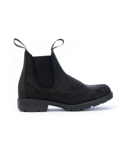 SAXONE UPLAND CHELSEA BOOT GREASY